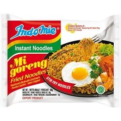 Indomie Mi Goreng Original Flavour Instant Indonesian Yellow Noodles