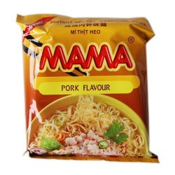Mama Noodles - Jumbo Pack 90g Pork Thai Yellow Noodles