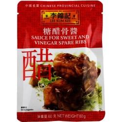 Lee Kum Kee Sauce - Sweet and Vinegar Spare Ribs (李錦記...