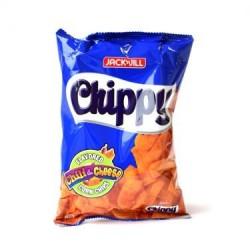 Jack n Jill Chippy- Chili & Cheese filipino snacks
