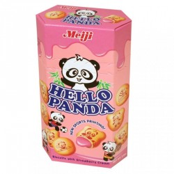 Meiji Hello Panda 50g...