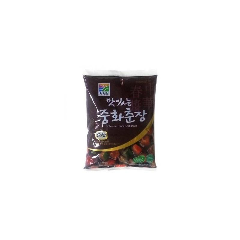 Chung Jung One - (청정원맛있는중화춘장) Korean Black Bean Paste for making Jajjangmyun Noodles
