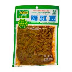 WJT 138g Cowpeas (WJT 味聚特脆豇豆) Crisp Cowpea