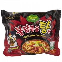 Samyang Noodle Hot Chicken Flavour 145g Stew Type Ramyun Noodles