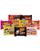 Korean Ramyun Noodles from Zing Asia, Chester, UK